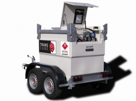 2000 Litre Highway Tow - Transcube H20TCG