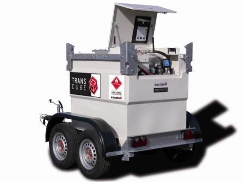 2000 Litre Highway Tow Transportable Diesel