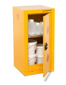 Armorgard Safestor Locking Fuel & Chem Cabinet - HFC4