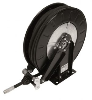 "Piusi 1/2"" Open Automatic Oil Hose Reel (With 15m Hose)"