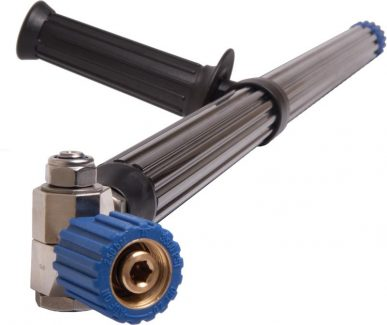 Dualpumps Lance Assembly For Rotary Heads