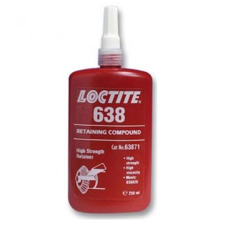 High Strength Sealant for Pipes - Loctite 638