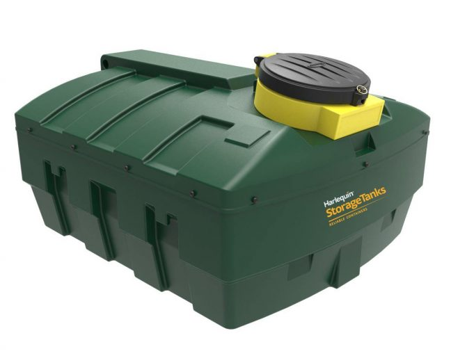 ORB1200 1200 Litre Waste Oil Tank