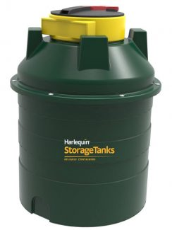 Harlequin ORB350 Bunded Waste Oil Tank