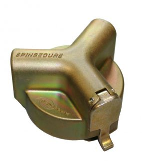 SpinSecure Oil Tank Lock - Locking Fill Point