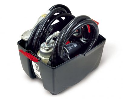 Piusi PiusiBox Portable Diesel Transfer Pump Kit 12v / 24v