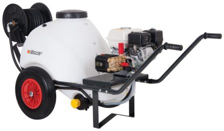 Pressure Washer & Water Tank - Portable, 120 Litre, 150Bar