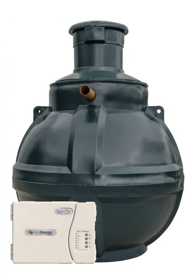 Direct-Rainwater Harvesting HHD4500