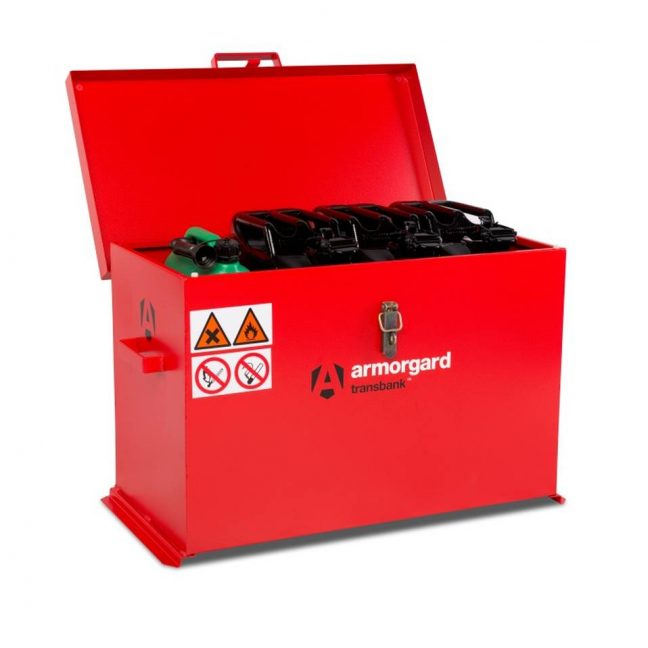 TRB4 prop Flammable Lockable Storage Container