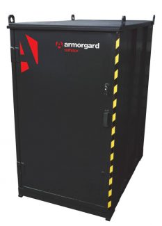 Armorgard TuffStor TS1.8 Ultra Secure Walk-in Unit