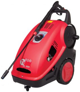 Interpump TX 500-21200M - 3 phase 415v Electric Pressure Washer