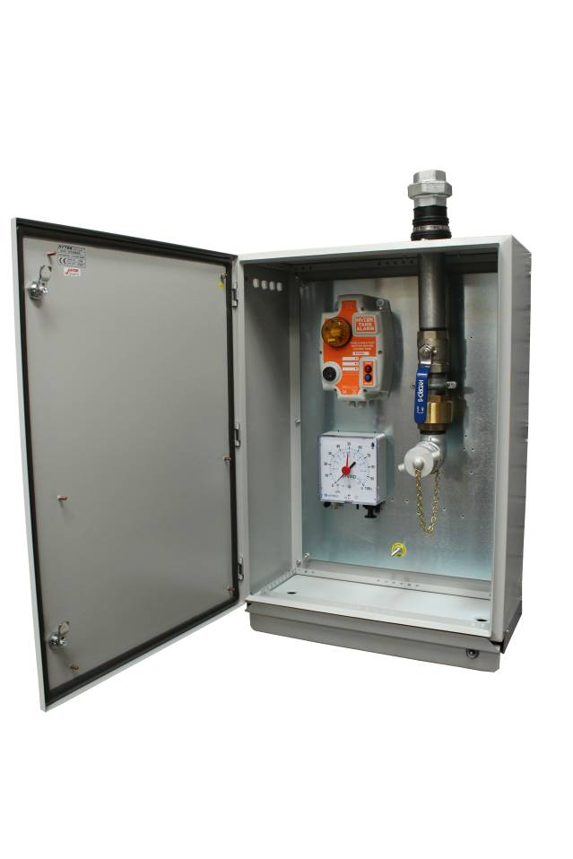 Tank Fill Point Cabinet