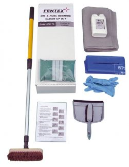 Tarmac & Asphalt Oil Stain Cleaning Kit