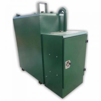 450 litre Totally Enclosed Bunded Steel Fuel Tank-TEB100
