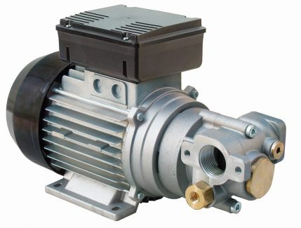 Piusi Viscomat Gear Oil Transfer Pump 400v