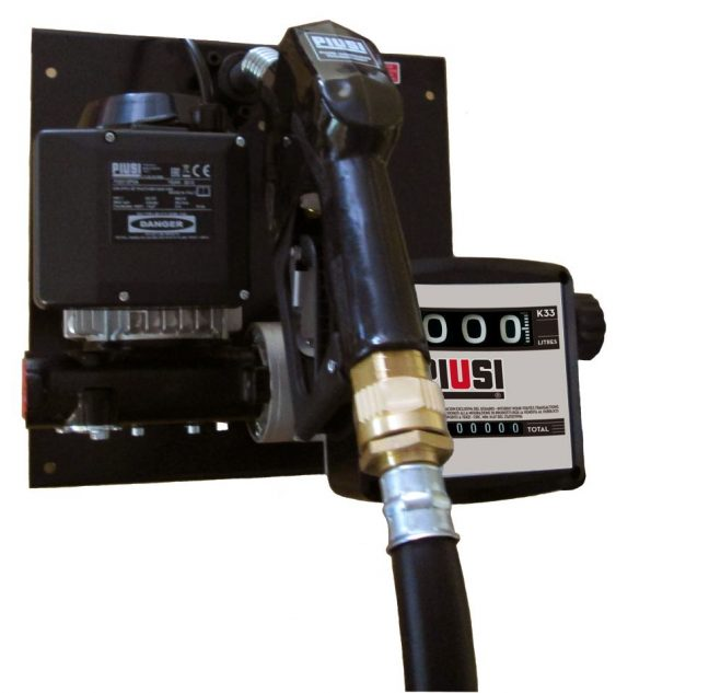 Wall Mounted Pump Kit updated nozzle K33