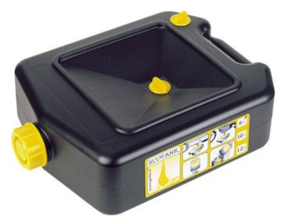 Waste Oil Drain Pan - Recovery Tank