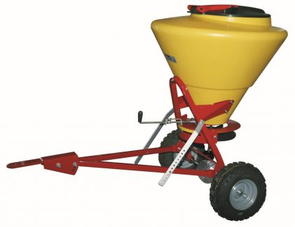 Cemo SW130 Towable Grit Spreader