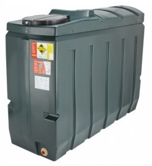 1000 Litre Bunded Oil Tank - Atlas 1000BSA