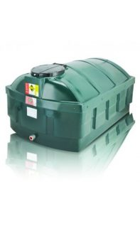1200L Low Profile Bunded Oil Tank - 1200LPBA