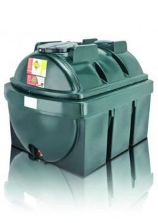 Atlas 1300 BHA Bunded Oil Tank