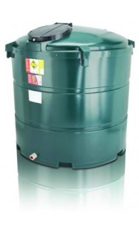 Atlas 1300 BVA Bunded Oil Tank