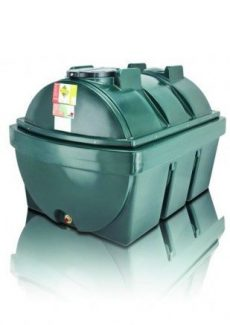 Atlas 1900 BHA Bunded Oil Tank