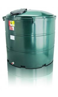 Atlas 2300 BVA Bunded Oil Tank