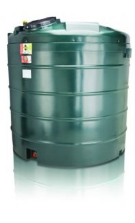 Bunded Diesel Storage Tank - Atlas 5000FDA