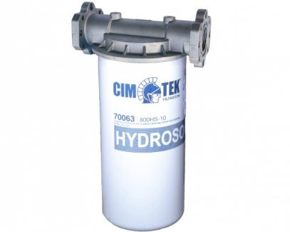 Water & Particle Fuel Tank Filter 110L/Min -10 Micron