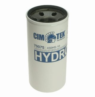 Cim-Tek Particle/Water Gravity Fuel Filter 100L/Min 10 or 30