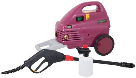 Interpump Cleanmatic CL24RK Electric Pressure Washer