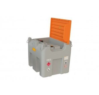 980L ADR Generator Tank w/ Lid - CEMO DT-Mobile Easy