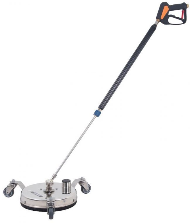 mosmatic 300mm rotary cleaning head