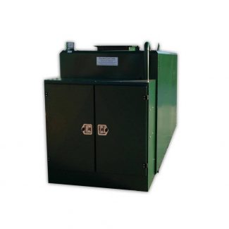 1600 litre Totally Enclosed Bunded Steel Fuel Tank - TEB360