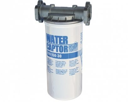 Piusi CFD 150-30 Water Captor Fuel Filter 150L/min 30 Micron
