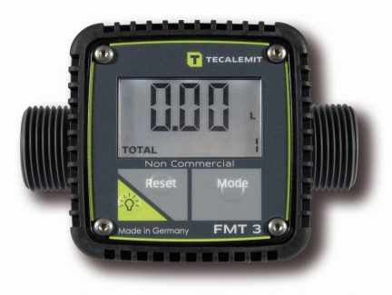 FMT3 Flow Meter - Diesel, Water, AdBlue, Anti-freeze & Screen Wash