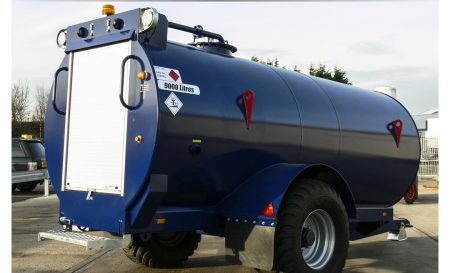 Site Tow Diesel Bowsers