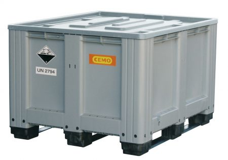 Battery Disposal Box 610L Lid ONLY