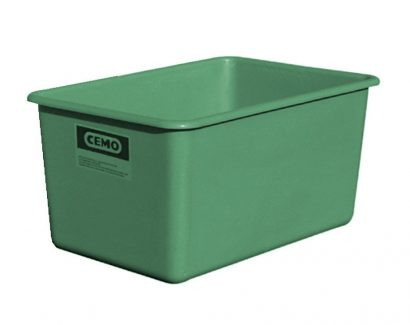 100 Litre Plastic Container in Green