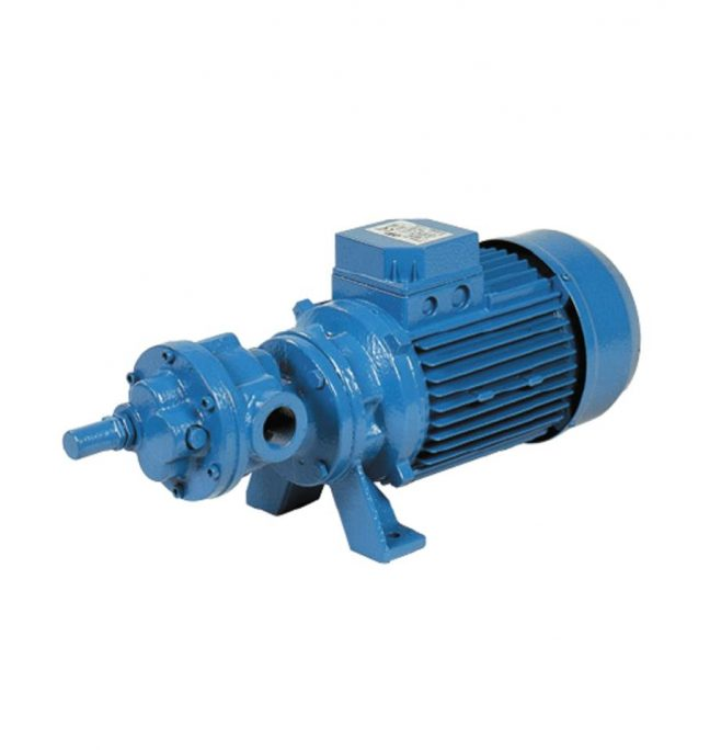 self priming gear electric fuel transfer pump