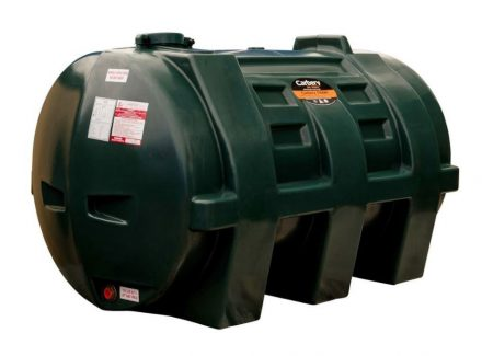 1150 Litre Horizontal Single Skin Oil Tank - Carbery