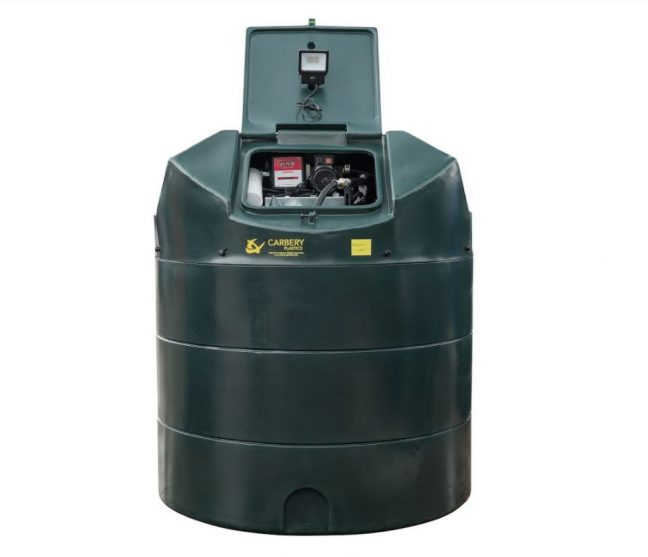 1350 Litre Fuel Point Carbery