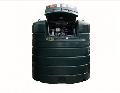2500 Litre Bunded Diesel Dispenser - Carbery