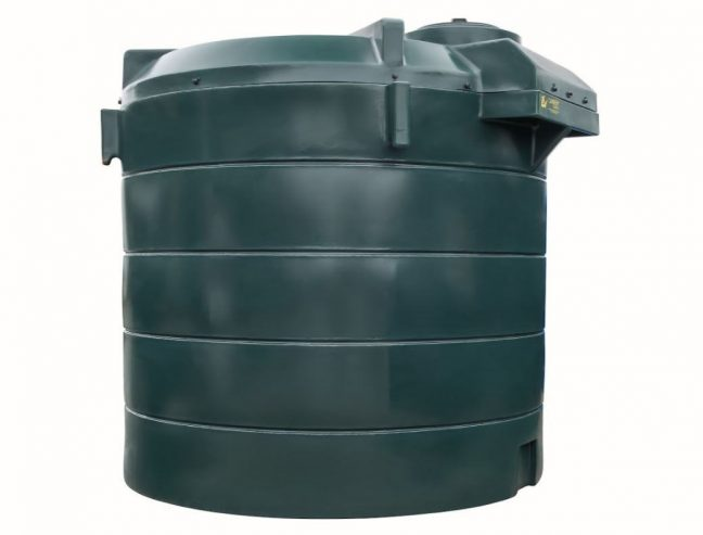 6000 Vertical Oil Tank Bunded Carbery