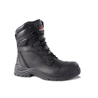 Safety Boots in Clay - RF470 Sizes UK 3-15