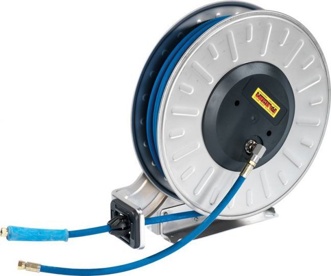 stainproof retractable 30m hose reel bgx4h3830