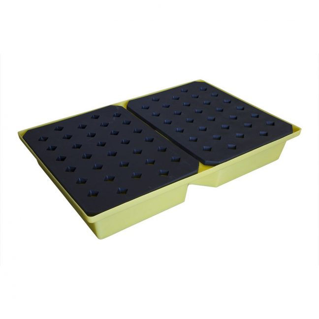100 Litre Drip tray with grid ST100