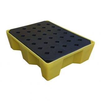 Spill Tray with grid, general purpose, 66ltr bund