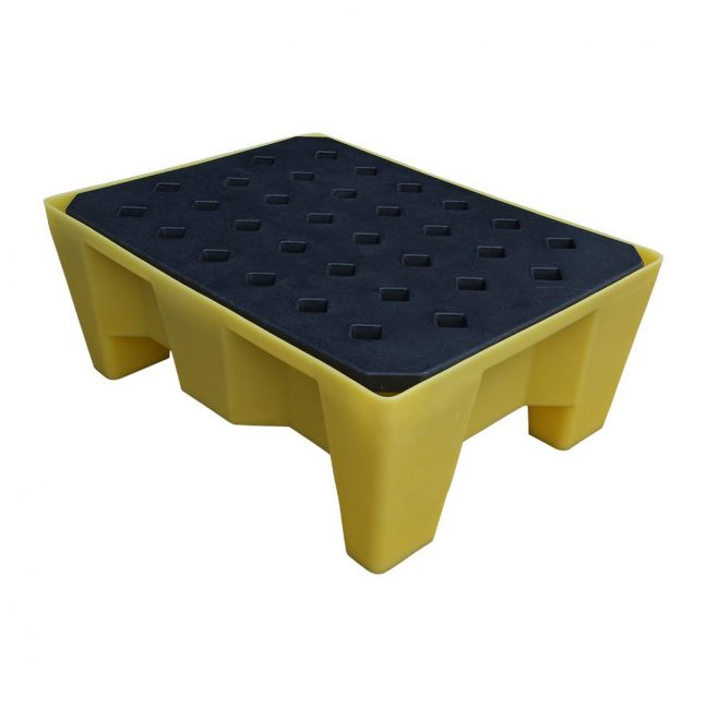 70 Litre Bund Tray with Grid ST70 1